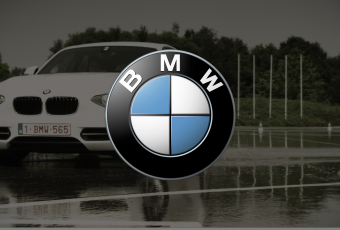BMW - zwart-wit